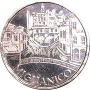 0,20 Euro (Miglianico - Chieti - Abruzzo) – reverse