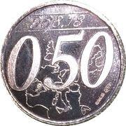 0,50 Euro (Miglianico - Chieti - Abruzzo) – obverse