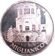 0,50 Euro (Miglianico - Chieti - Abruzzo) – reverse