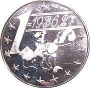 1 Euro (Miglianico - Chieti - Abruzzo) – obverse