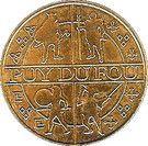 Monnaie de Paris Tourist Token - Puy du Fou (Les 4 combattants) – obverse