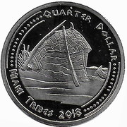 Quarter Dollar  – obverse
