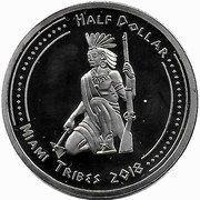 Half Dollar – obverse