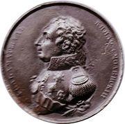 Medallion - Field Marshal Prince Smolensky – obverse