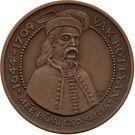 Medal - Bottyan the Blind – obverse