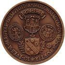 Medal - Szigetkoz days – reverse