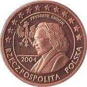 2 Cent (Poland Euro Fantasy Token) – obverse