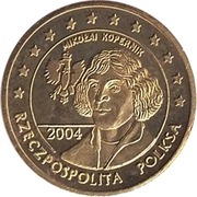10 (Poland Euro Fantasy Token) – obverse