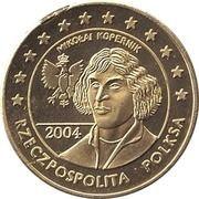50 (Poland Euro Fantasy Token) – obverse