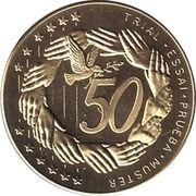 50 (Poland Euro Fantasy Token) – reverse