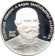 32nd Conference (Ag) – obverse
