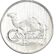 1 oz silver (The Camels are coming!) – obverse