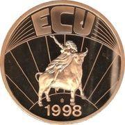 1 ECU (Great Britain) – reverse