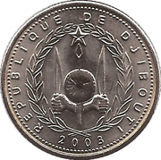 10 Francs (Unauthorized issue) – obverse