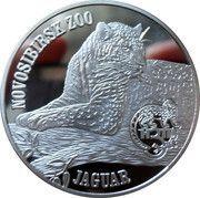 1 Dollar - Elizabeth II (Jaguar) – reverse