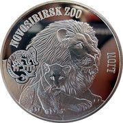1 Dollar - Elizabeth II (Lion) – reverse