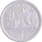 1/16 oz Silver (Slber Panda Berlin) – obverse