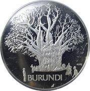 Medal - United Nations (Burundi) – obverse