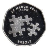 1 Brexit - Elizabeth II (Brexit) – reverse