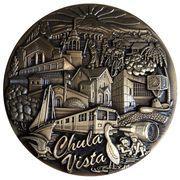 Medal - Chula Vista – obverse