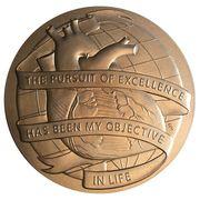 Medal - Dr. Michael E. DeBakey, M.D. – reverse