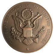 Medal - Chief Justice John Jay – reverse