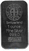 1 oz Silver (Argor-Heraeus - 1994 FIFA World Cup) – reverse