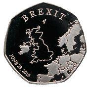 1 Brexit  - Elizabeth II – reverse