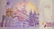 0 euro - Abbaye du Mont-Saint-Michel (L'Archange) – reverse