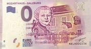 0 euro (Mozarthaus - Salzburg) – obverse