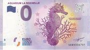0 euro - La Rochelle (Aquarium) – obverse