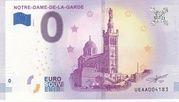 0 euro - Marseille (Notre-Dame-de-la-Garde) – obverse