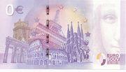 0 euro - Marseille (Notre-Dame-de-la-Garde) – reverse