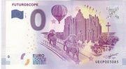 0 euro (Futuroscope) – obverse