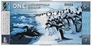 1 Antarctican Dollar – reverse