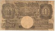 1 pound (propaganda from German North Africa) – obverse