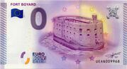 0 euro (Fort Boyard) – obverse