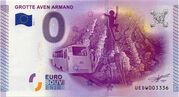 0 euro (Grotte Aven Armand) – obverse