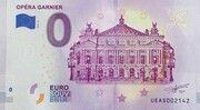 0 euro (Opéra Garnier) – obverse
