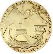 Medal - Paris capitale de la Paix -  obverse