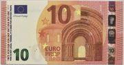 10 euros - Movie Money (Europa series) – obverse