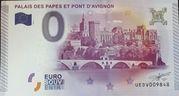 0 Euro Avignon (Palias des papes et pont) – obverse
