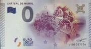 0 Euro (Chateau de Murol) – obverse