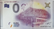 0 Euro CLERMONT-FERRAND(Le Puy de dôme) – obverse
