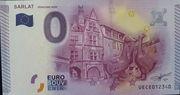 0 Euro SARLAT (Périgord Noir) – obverse