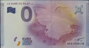 0 Euro LA DUNE DU PILAT – obverse