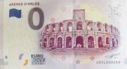 0 euro (Arènes d'Arles) – obverse