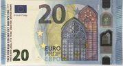 20 euros - Movie Money (série Europa) – obverse