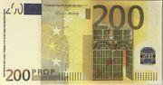 200 euros - Movie Money (première série) – obverse