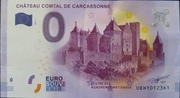 0 Euro (CHÂTEAU COMTAL DE CARCASSONNE) – obverse